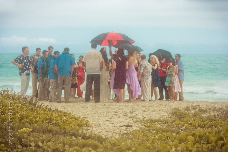 October 2012 - epic beach  wedding of Julia and James