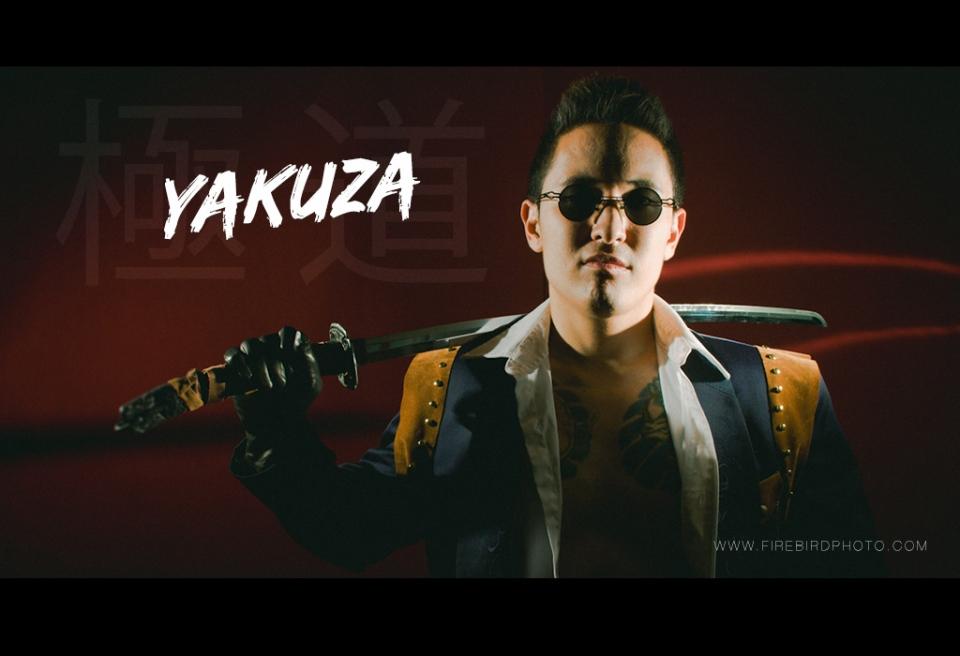 yakuza clothing style - photo #13