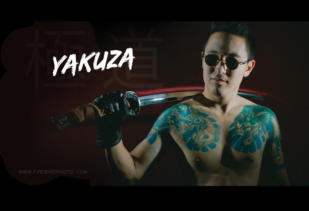 yakuza clothing style - photo #30