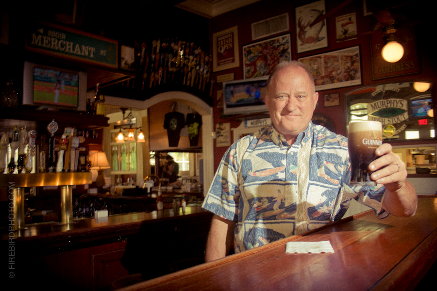 Don Murphy, owner of Murphys