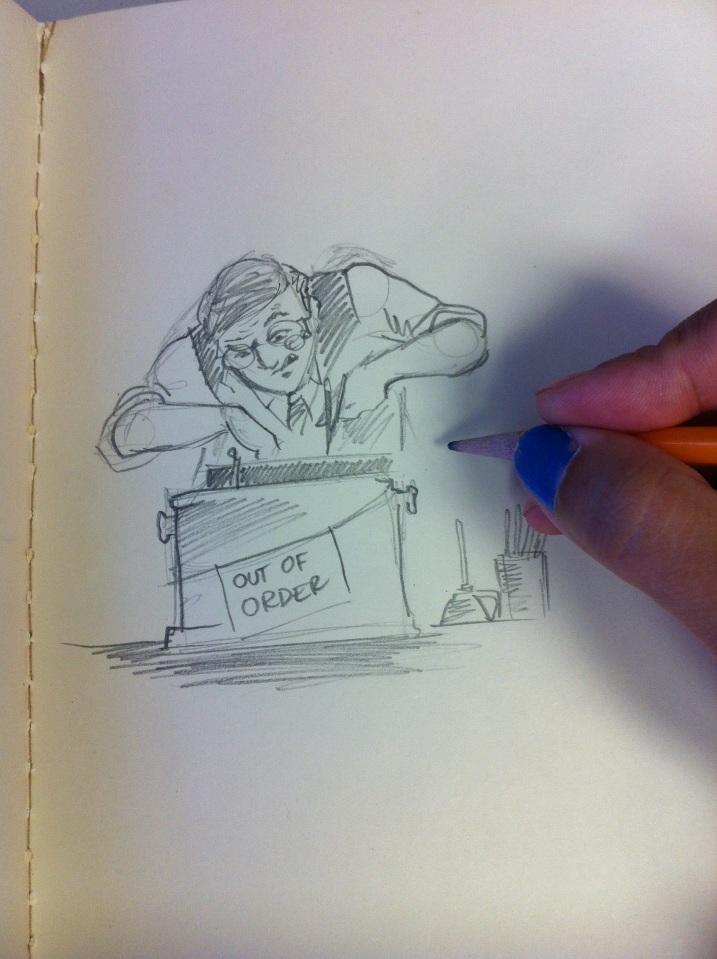 sketch-loren